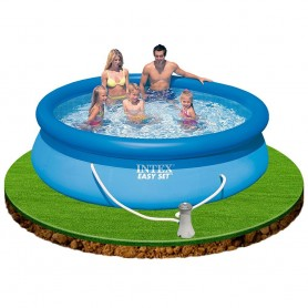 PISCINA INTEX EASY SET 305 X 76 CM CON DEPURADORA