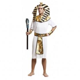 DISFRAZ EGIPCIO FARAON ORO ADULTO