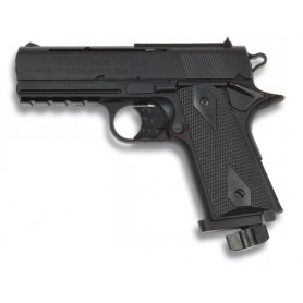 PISTOLA CO2.CALIBRE 4.5 MM  (de juguete)