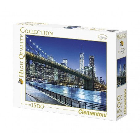 PUZZLES ADULTO 1500 PIEZAS New York