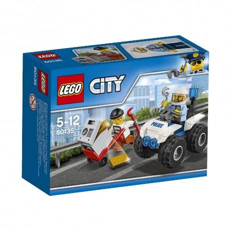 QUAD DE ARRESTO 60135 LEGO CITY