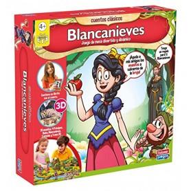 JUEGO MESA CUENTOS CLASICOS BLANCANIEVES