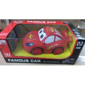 COCHE FAMOUS CAR RC