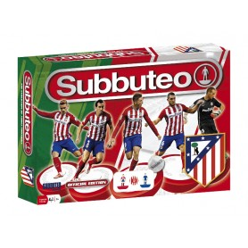 SUBBUTEO PLAYSET ATLETICO DE MADRID