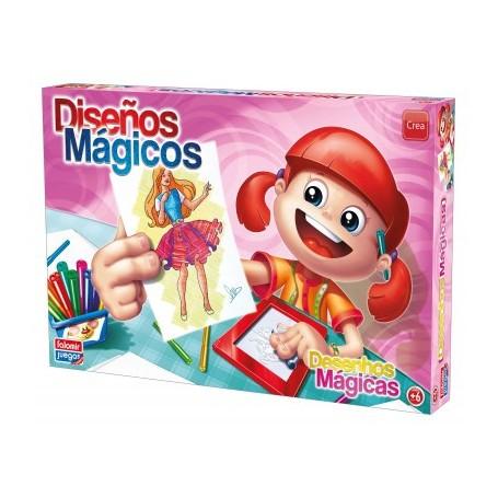 DISEÑOS MÁGICOS - DISEÑA LA MODA