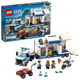 CENTRO DE CONTROL MÓVIL 60139 LEGO