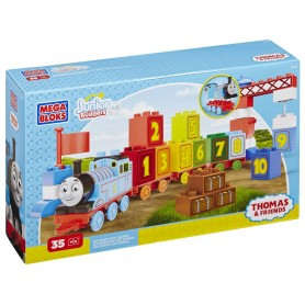 MEGA BLOKS THOMAS & FRIENDS TREN 123