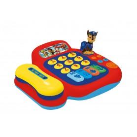 Paw Patrol - Activy teléfono y piano con figura