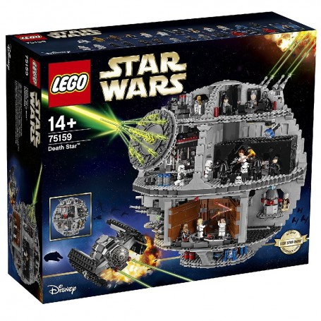 DEATH STAR LEGO STAR WARS 75159