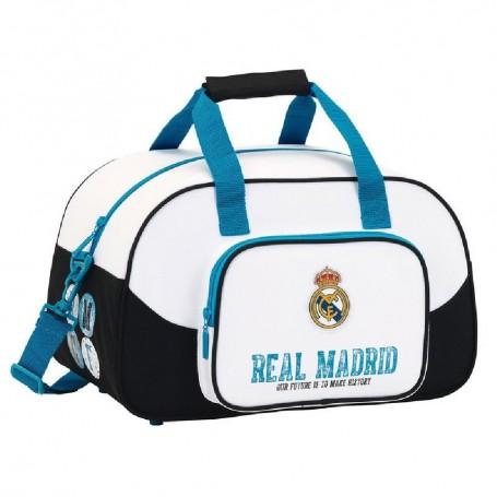 BOLSA DEPORTE REAL MADRID 2018 40X24X23CM