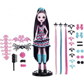 DRACULAURA VAMPIPEINADOS - MONSTER HIGH