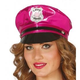 GORRA POLICIA SEXY