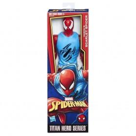 SPIDER-MAN TITAN SCARLET SPIDER