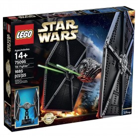 TIE FIGHTER STARWARS LEGO 75095