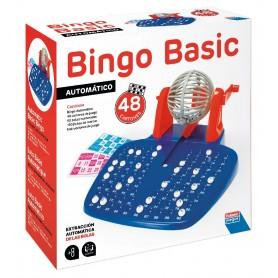BINGO BASIC CON 48 CARTONES 90 BOLAS