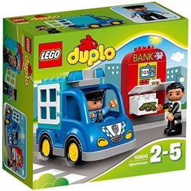 PATRULLA DE POLICIA 10809 LEGO DUPLO