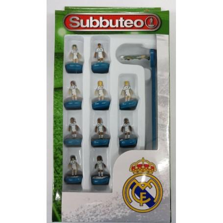 PACK JUGADORES REAL MADRID SUBBUTEO