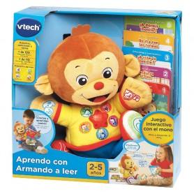 APRENDO CON ARMANDO A LEER VTECH BABY