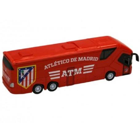 AUTOBUS ATLETICO DE MADRID XL