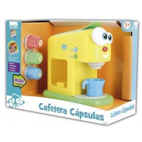 CAFETERA CON CÁPSULAS