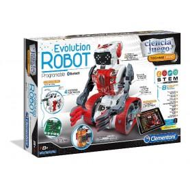 EVOLUTION ROBOT - CIENCIA Y JUEGO TECHNOLOGIC