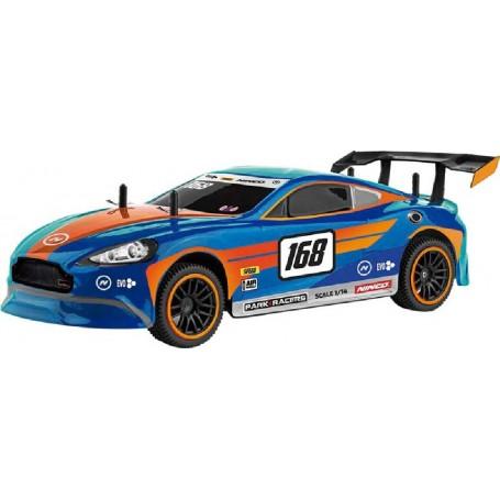 COCHE SUPER GT1 CON RADIO CONTROL BATARIA + CARGADOR