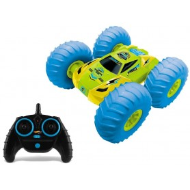 COCHE STUNT TORNADO HOT WHEELS R/C