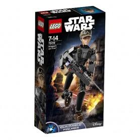 SARGENT JYN ERSO - LEGO STAR WARS
