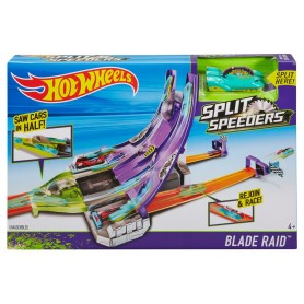 HOT WHEELS - PISTA SIERRA VELOZ BLADE RAID
