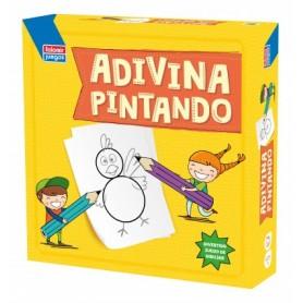 JUEGO MESA ADIVINA PINTANDO