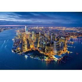 PUZZLE 2000 NUEVA YORK DESDE EL AIRE