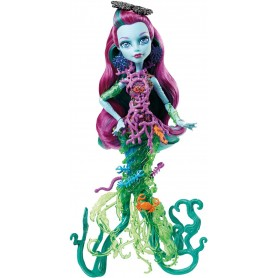 POSEA MONSTRUITAS DE PROFUNDIDADES - MONSTER HIGH