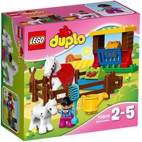 CABALLOS 10806 LEGO DUPLO