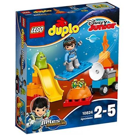AVENTURAS EN EL ESPACIO DE MILES 10824 LEGO DUPLO