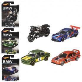VEHÍCULOS BÁSICOS BMW (surtido: modelos aleatorios)
