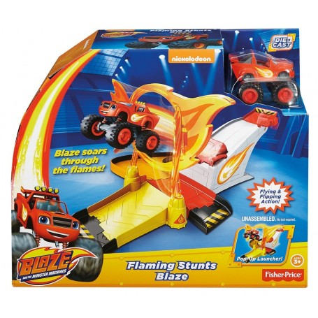 BLAZE ARO DE FUEGO - BLAZE Y LOS MONSTER MACHINES