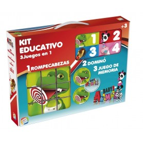 BABY ANIMALS - KIT EDUCATIVO