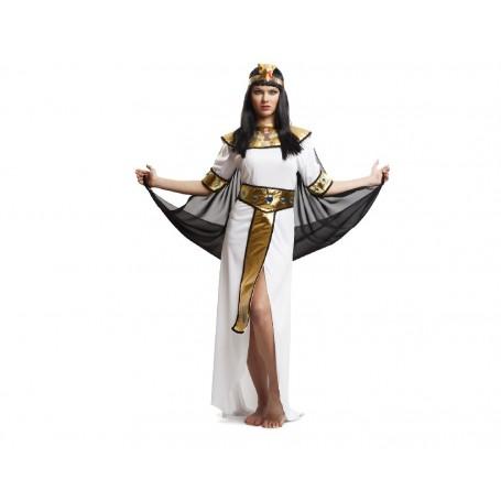 DISFRAZ EGIPCIA ORO MUJER ADULTO M-L