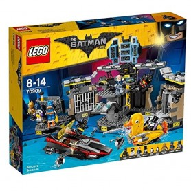 LEGO BATMAN - INTRUSOS EN LA BATCUEVA 70909