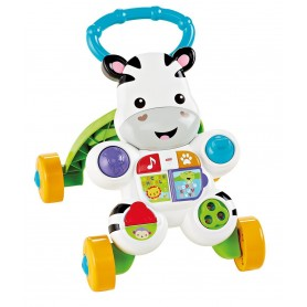 CEBRA PARLANCHINA PRIMEROS PASOS FISHER-PRICE