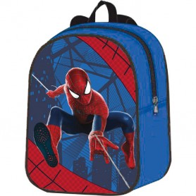 SPIDERMAN MOCHILA GUARDERIA 24CM