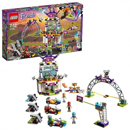 LEGO FRIENDS - DÍA DE LA GRAN CARRERA 41352