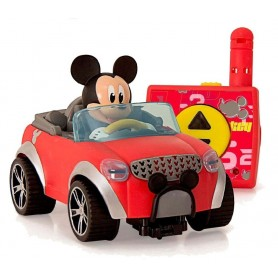 COCHE MICKEY MOUSE RADIOCONTROL CITY FUN DISNEY