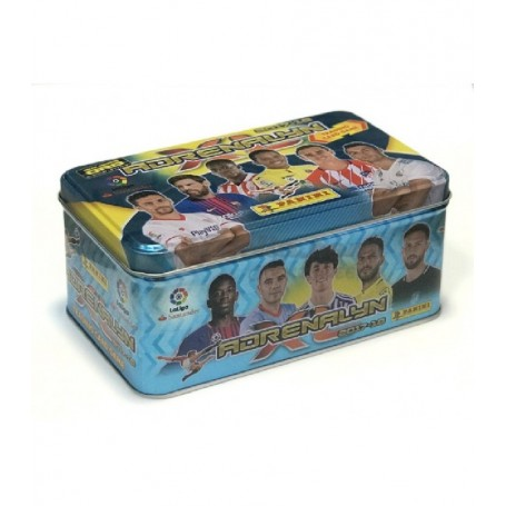 PANINI TIN BOX ADRENALYN XL 17/18