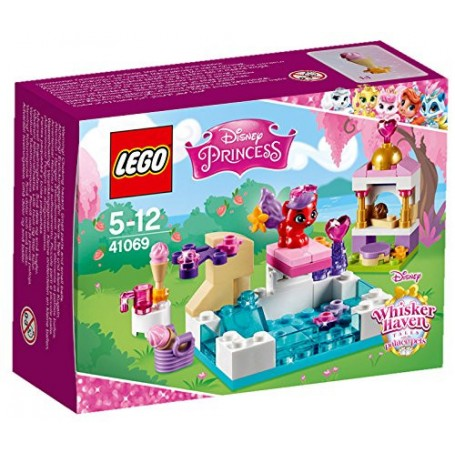 DIA EN LA PISCINA DE TREASURE 41069  LEGO DISNEY PRINCESAS