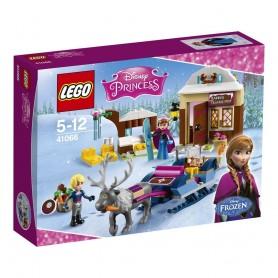 AVENTURA EN TRINEO DE ANNA Y KRISTOFF 41066  LEGO FROZEN