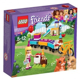 TREN DE FIESTA 41111 LEGO FRIENDS
