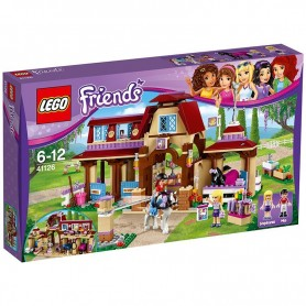 CLUB DE EQUITACIÓN DE HEARTLAKE 41126  LEGO FRIENDS