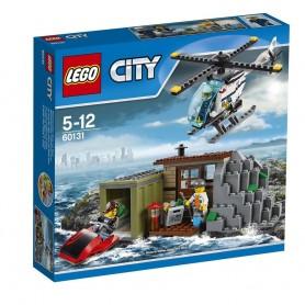ISLA DE LOS LADRONES 60131 LEGO CITY