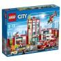 ESTACIÓN DE BOMBEROS 60110  LEGO CITY